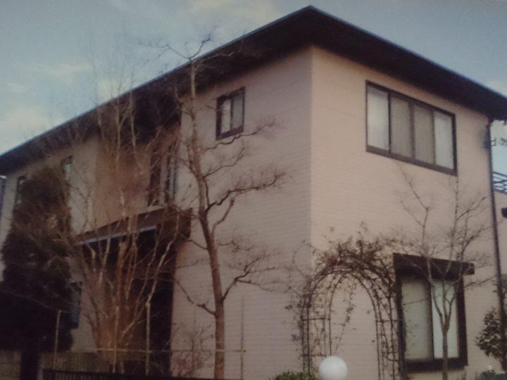 茨城・阿見町・S様邸・外壁塗装//茨城の土浦市・つくば市・かすみがうら市・牛久市・龍ヶ崎市・取手市・阿見町で外壁塗装・屋根塗装をするならハウスメイク牛久へ