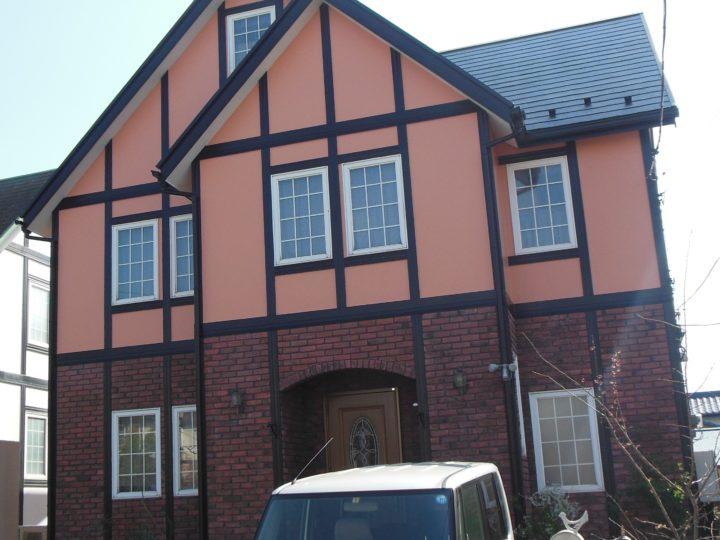 茨城・阿見町・O様邸・外壁塗装・屋根塗装//茨城の土浦市・つくば市・かすみがうら市・牛久市・龍ヶ崎市・取手市・阿見町で外壁塗装・屋根塗装をするならハウスメイク牛久へ
