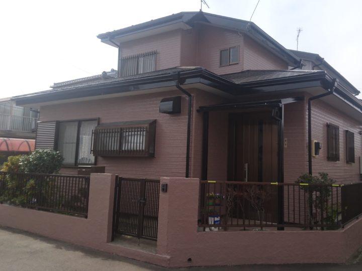 外壁塗装|施工事例|茨城県牛久市で外壁塗装・屋根塗装の ...