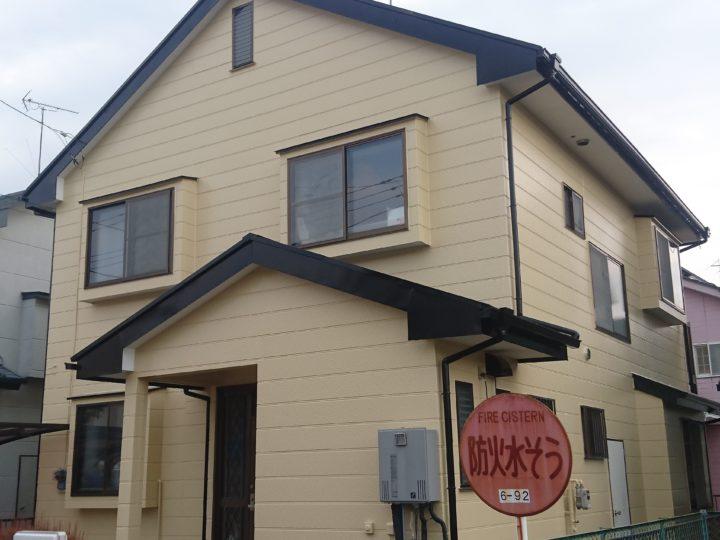 つくばみらい市 M様邸 外壁・屋根塗装工事