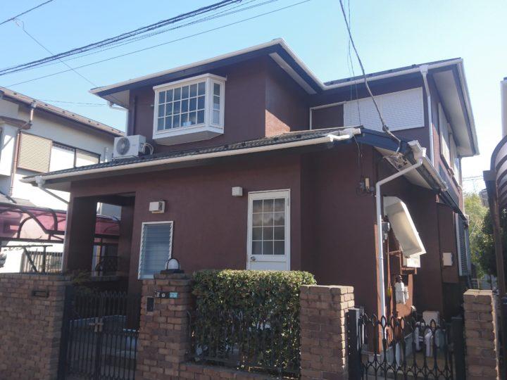 牛久市 Y様邸 外壁塗装 屋根塗装
