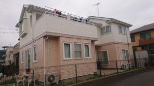 龍ヶ崎市 S様邸 外壁塗装 屋根塗装 FRP防水工事