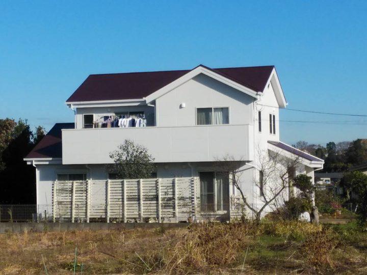 土浦市 A様邸 外壁塗装 屋根塗装