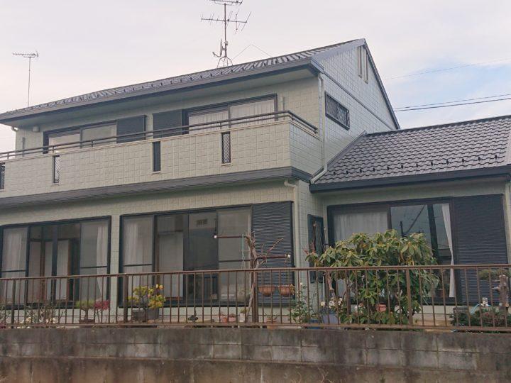 土浦市 M様邸 外壁塗装 屋根塗装