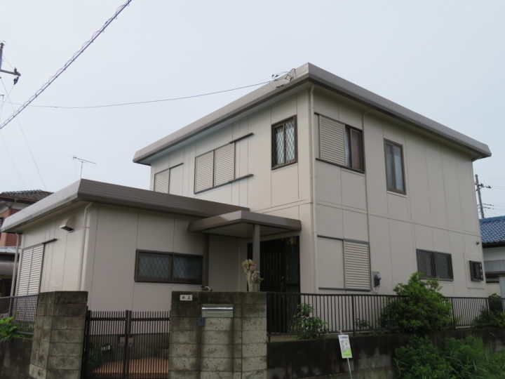 茨城県取手市 谷井田 外壁塗装・屋根塗装
