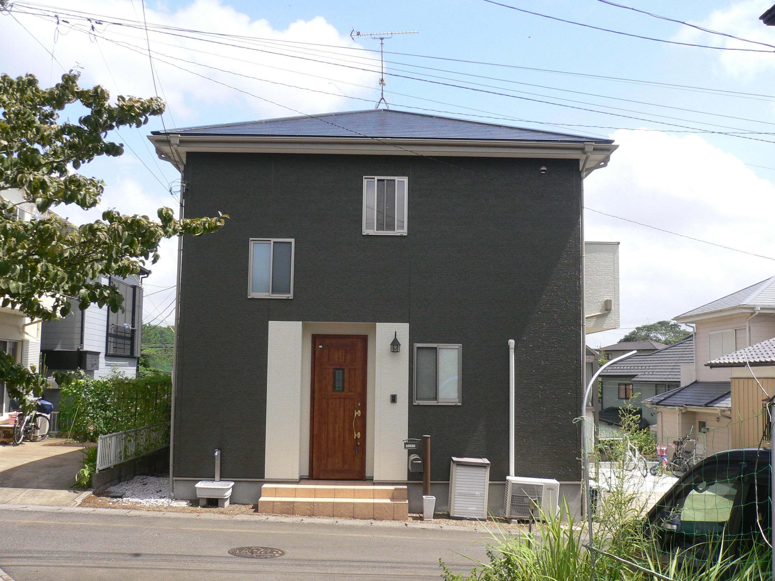 牛久市 外壁塗装・屋根塗装 仕上がりは最高に良い! お客様の声